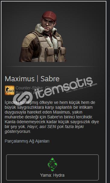 Maximus | Sabre Hydra Yama