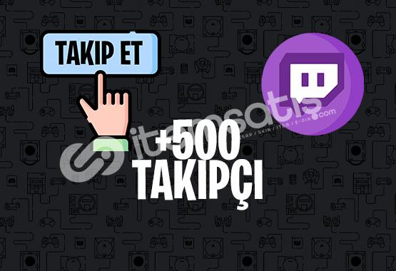 500 TAKİPÇİ | İNDİRİM