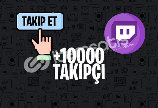 10000 TAKİPÇİ | İNDİRİM