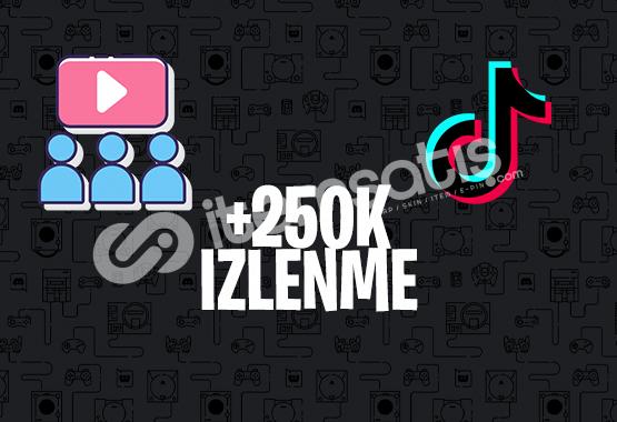 +250K KARIŞIK İZLENME | İNDİRİM | TİKTOK