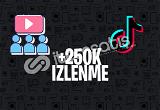 +250K KARIŞIK İZLENME   İNDİRİM   TİKTOK
