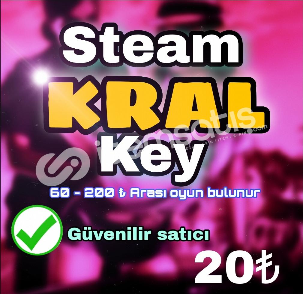 Kral Key/ Krallara layık key / 60-200₺ arası oyun