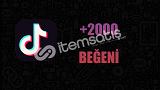 2000 BEĞENİ / ANLIK GÖNDERİM / KALİTELİ HİZMET