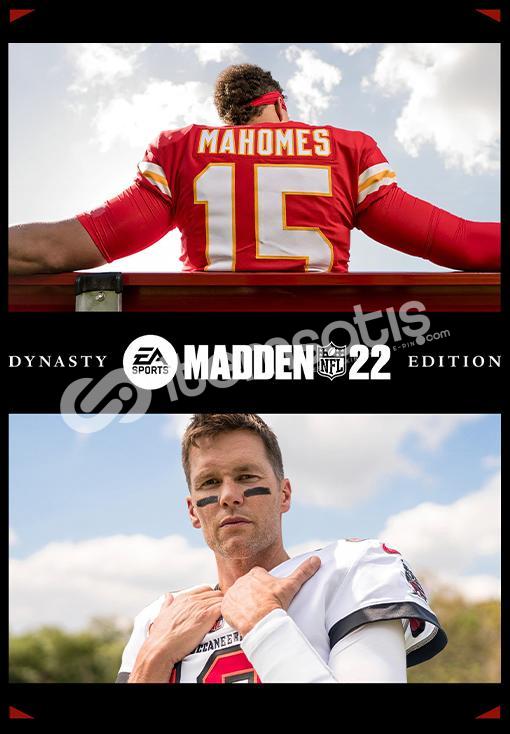 Madden NFL 22 Dynasty Edition Garanti/Destek