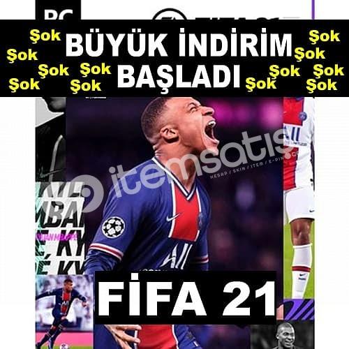 FIFA 21 Standard Edition Origin