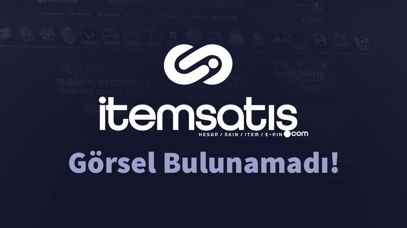 100 Oyun Oynayan Üye Discord (7/24) Online.