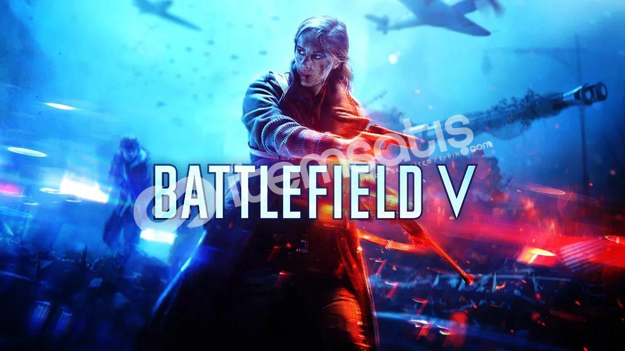 Battlefield V - Tam Sürüm Origin Key