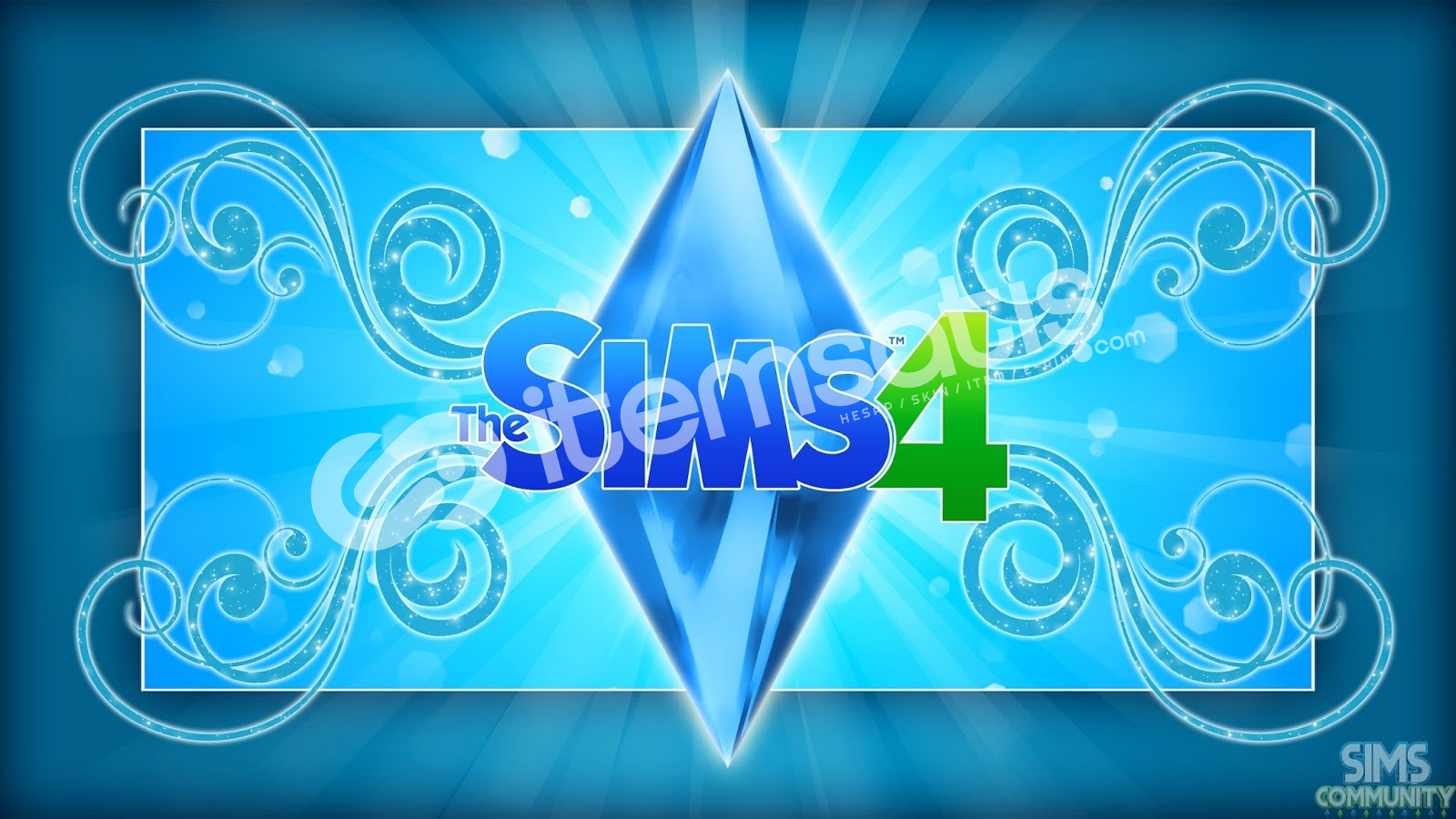 The Sims 4 + İLK MAİL!