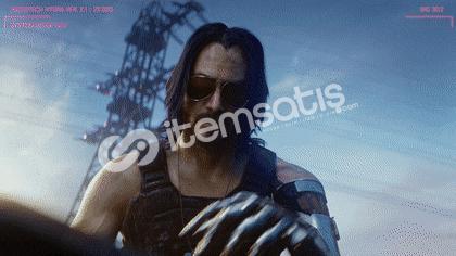 Cyberpunk 2077 Offline Steam Hesabı + Garanti