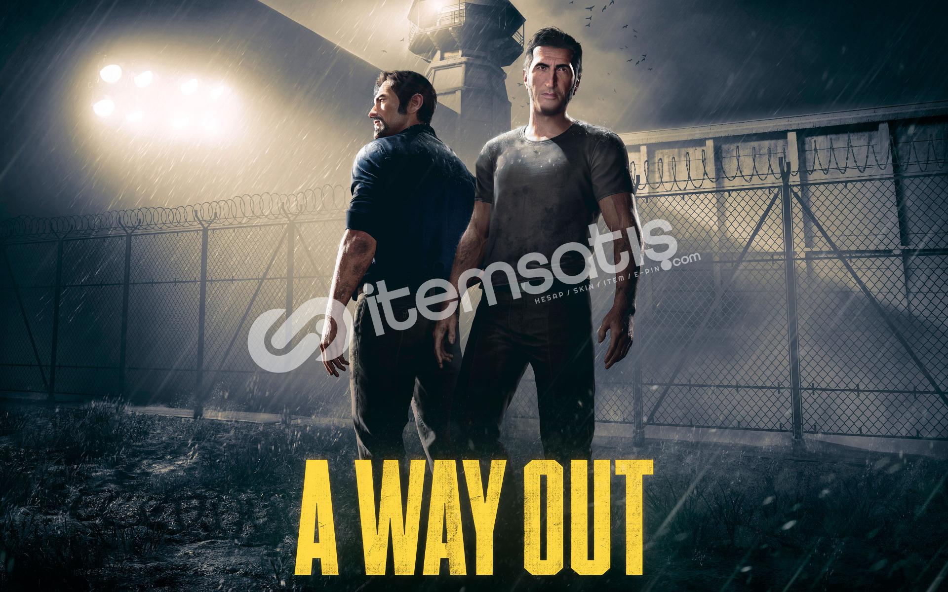 A Way Out + Mailli Bütün Bilgiler Değişir!