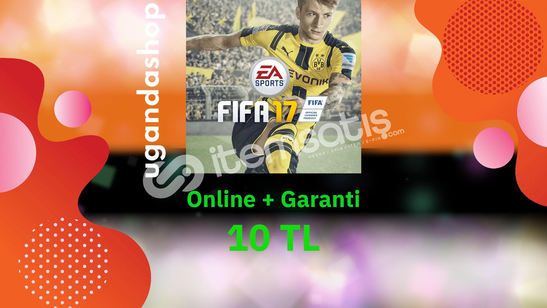 FIFA 17 Online Origin Hesap + Garanti