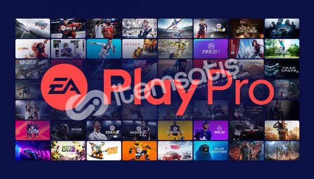 250 den Fazla Oyun EA Play Pro Premium