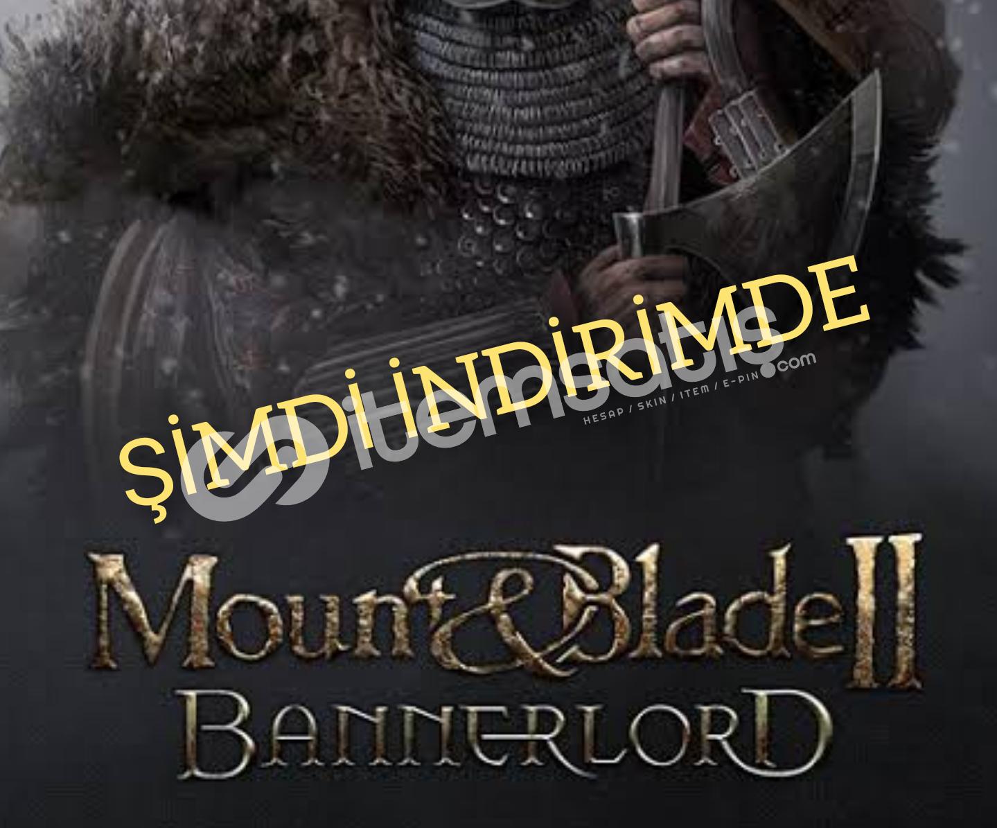 Mount & Blade II: Bannerlord Satın Al Ucuz