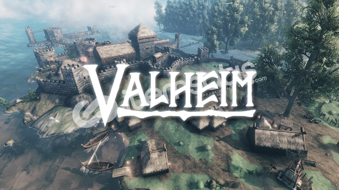Valheim *(04.99TL)* Geforce Now Uyumlu - Steam