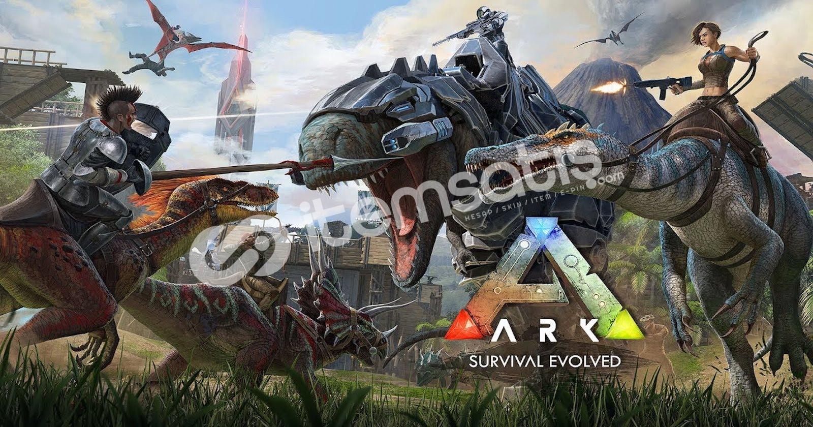 ARK Survival Evolved ONLİNE + Garanti!