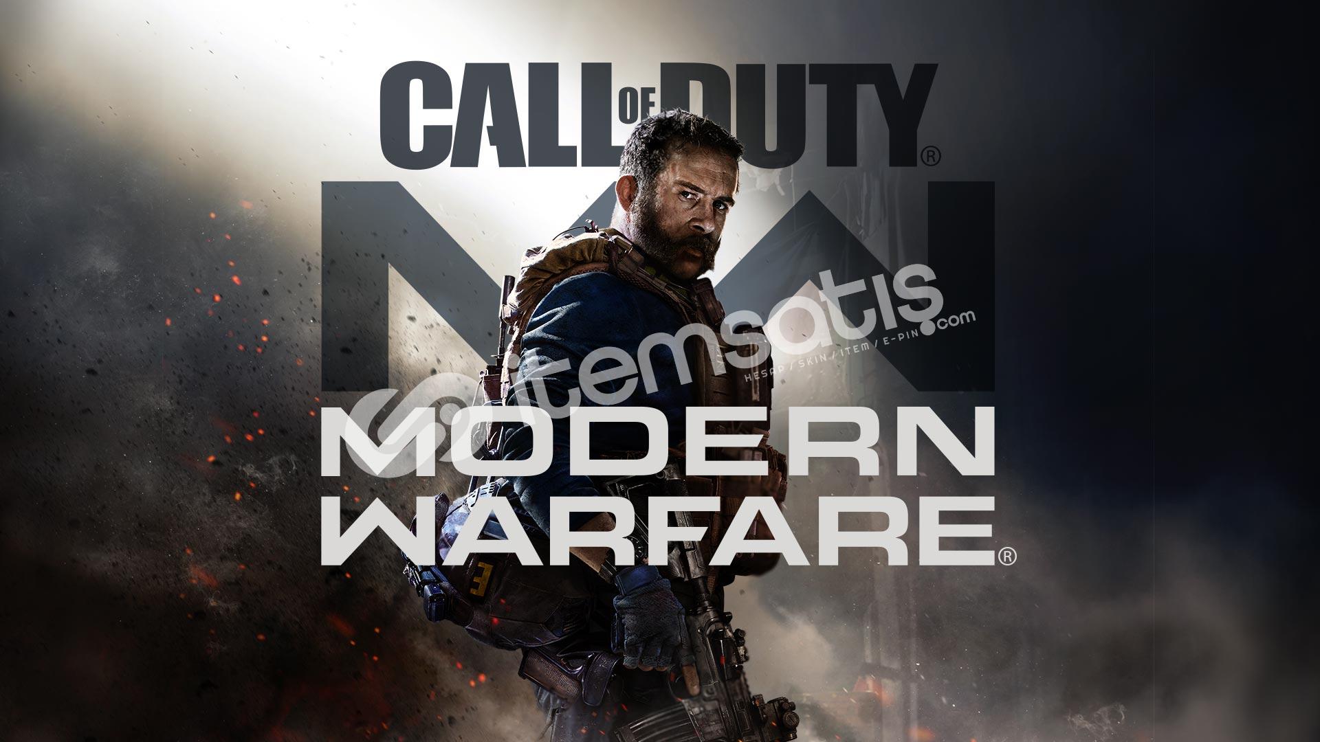 Call of Duty: Modern Warfare + Garanti!