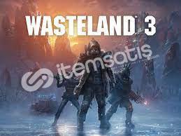 Wasteland 3 *(09.99TL)* Geforce Now Uyumlu