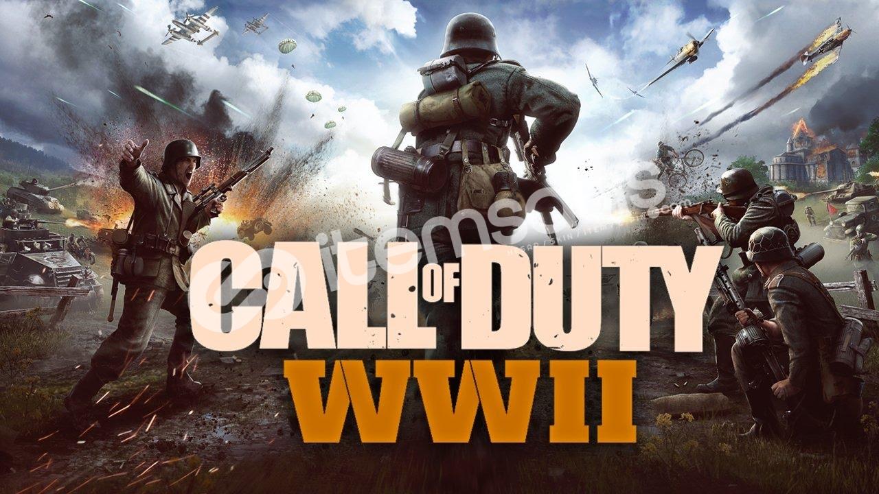 Call of Duty: WWII + Garanti!