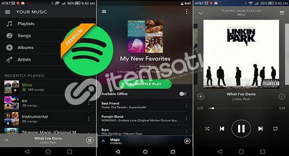 Spotify 3 aylık Premium Üyelik