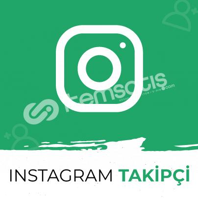 3000 Türk Instagram Takipçi %100 Organik