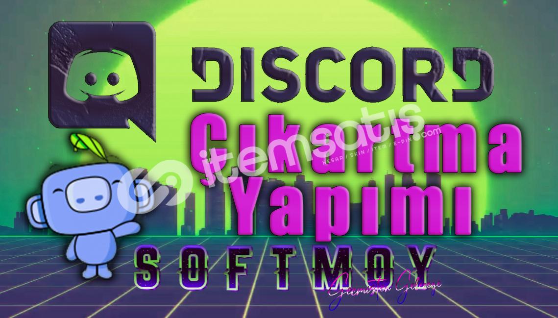 Çıkartma Yapımı Discord