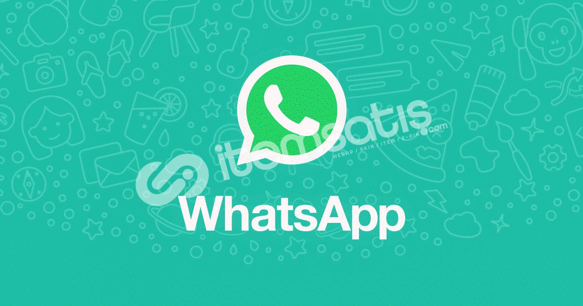 Whatsapp Telefon Onay Servisi
