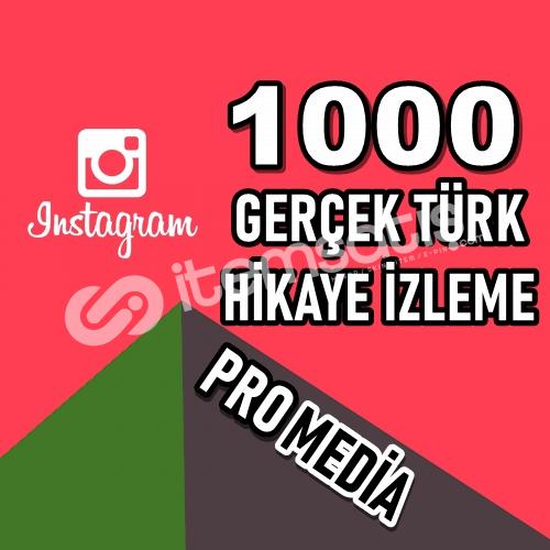 TÜM HİKAYELER İÇİN 1000 İZLENME ★ HIZLI ★