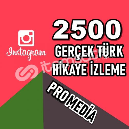 TÜM HİKAYELER İÇİN 2500 İZLENME ★ HIZLI ★