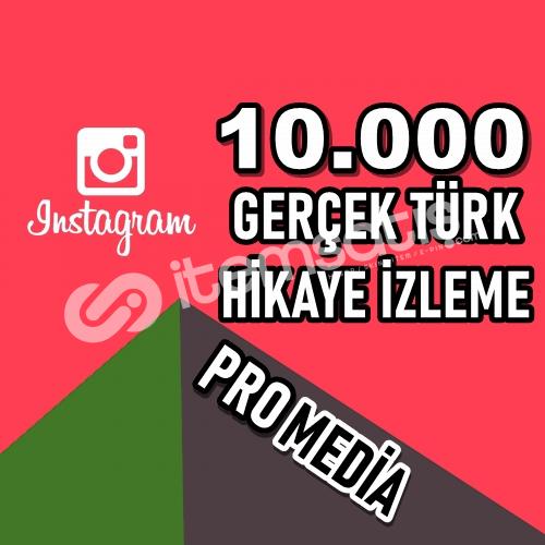 TÜM HİKAYELER İÇİN 10.000 İZLENME ★ HIZLI ★