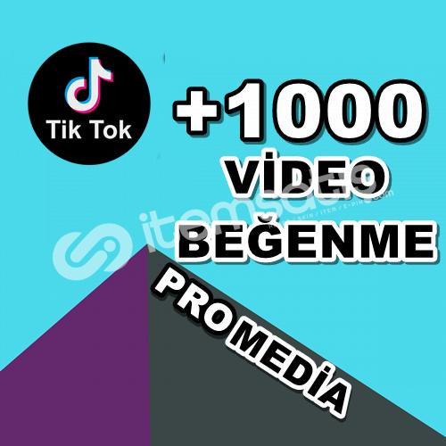 1000 TİKTOK BEĞENİ ★ HIZLI VE KALİTELİ HİZMET ★