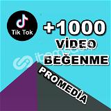 1000 TİKTOK BEĞENİ ★ HIZLI ★