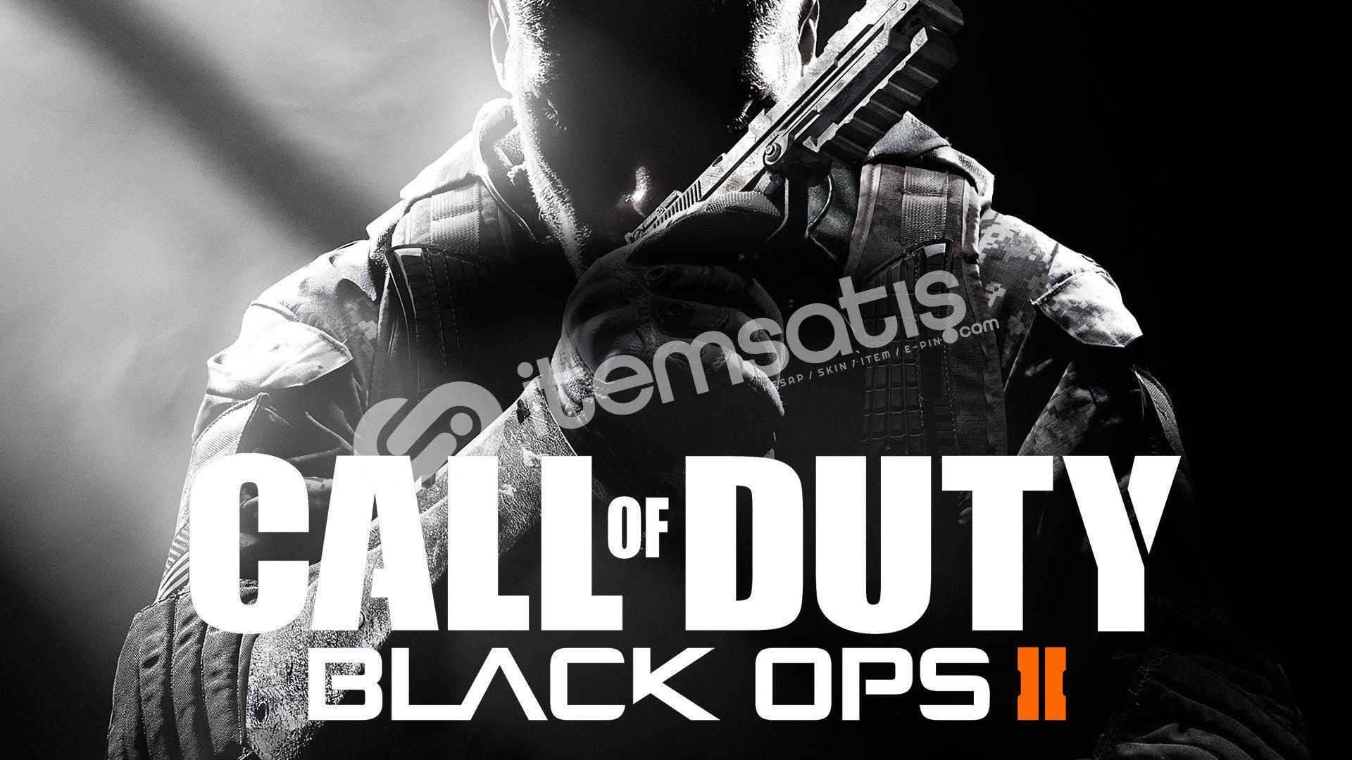 Call of Duty Black Ops II + HEDİYE + GARANTİ
