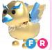 Adopt Me FR Golden Griffin