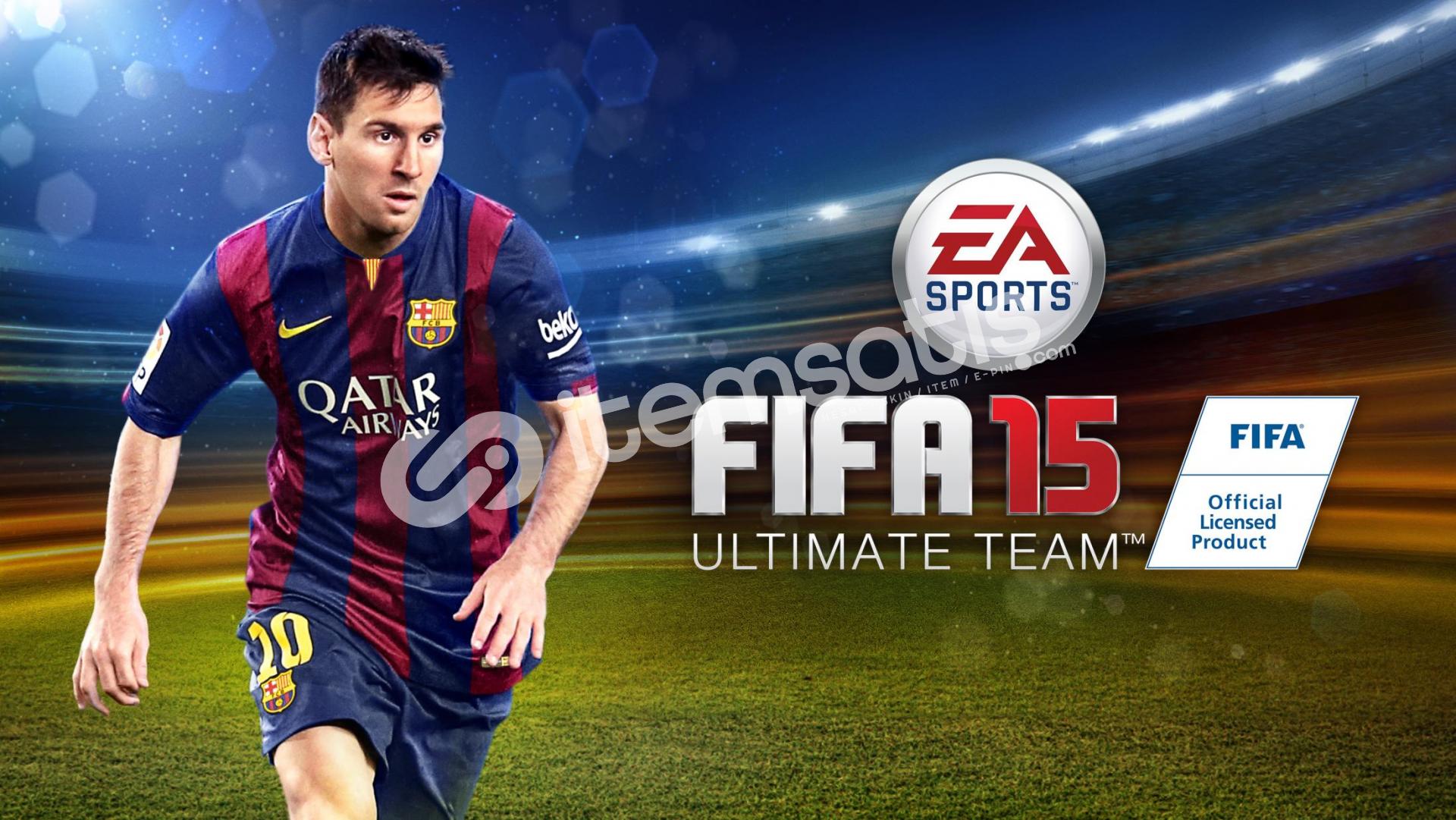 FIFA 15 + İLK MAİL (Bütün Bilgiler Değişir)