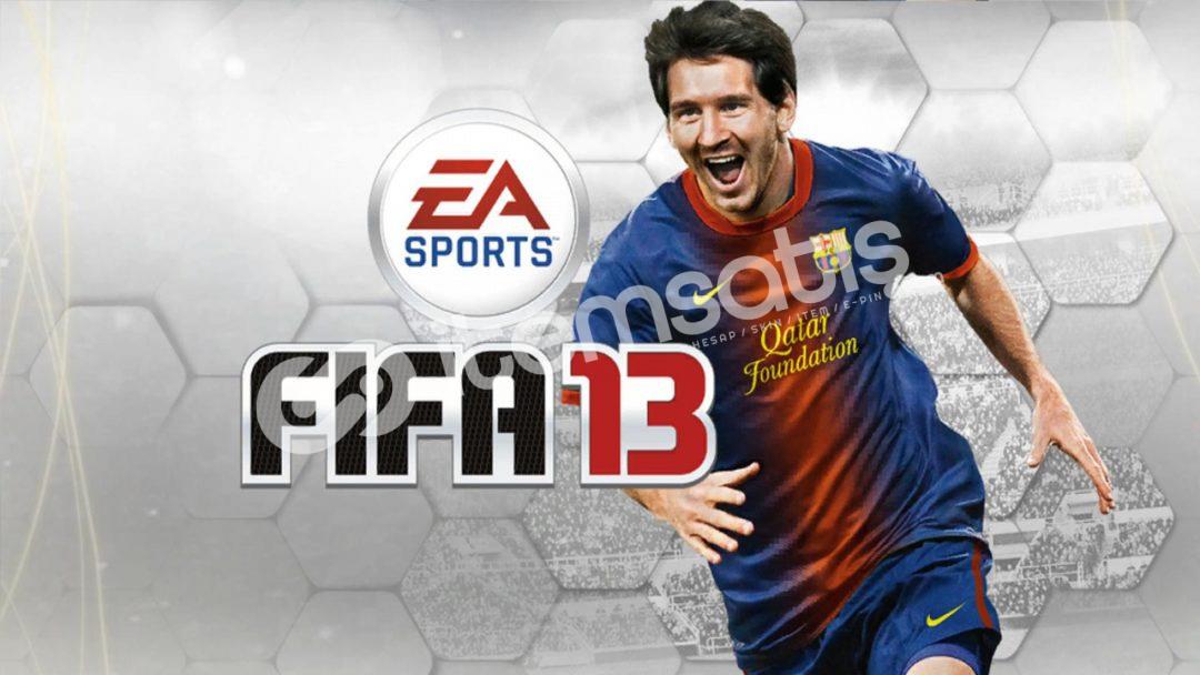 FIFA 13 + İLK MAİL (Bütün Bilgiler Değişir)
