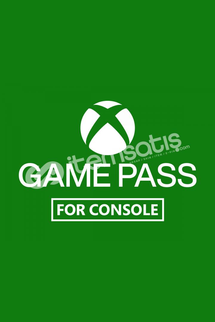 SINIRSIZ Xbox Game Pass Ultimate 5 TL + GARANTİ