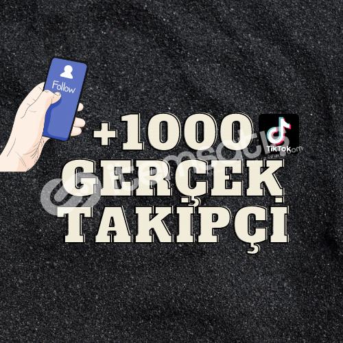 1000 gerçek Takipçi| İNDİRİM