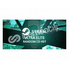 STEAM ULTRA ELITE RANDOM KEY (minimum 10 TL)