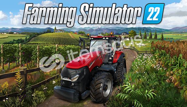 Farming Simulator 22 + Ömür Boyu Garanti