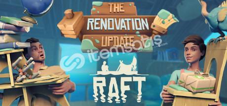 Raft *(09.90TL)* Geforce Now Uyumlu - Steam