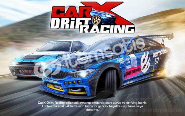 CarX Drift Racing *(09.99TL)* Geforce Now