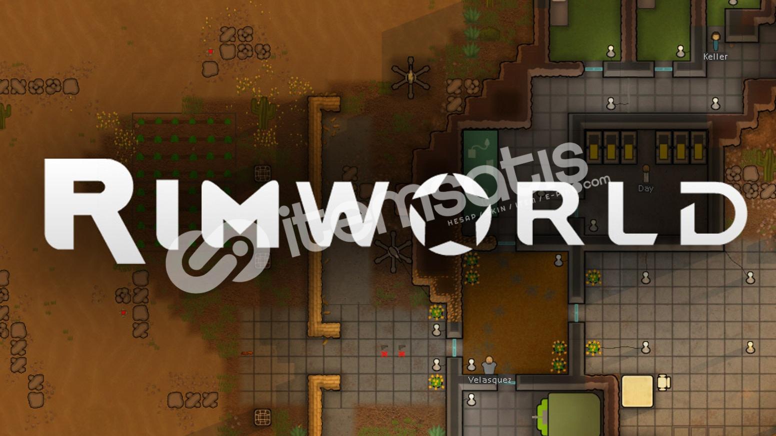 Rim World *(09.99TL)* Geforce Now Uyumlu