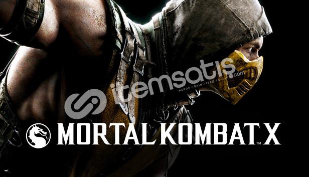 Mortal Kombat X (10) *(09.99TL)* Geforce Now