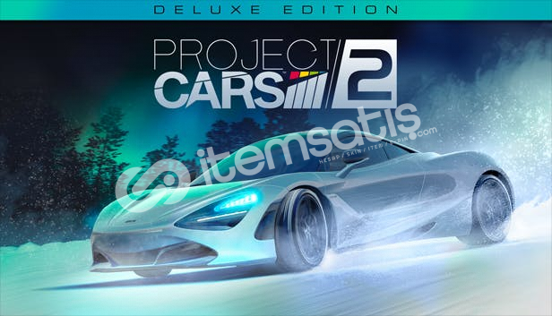Project Cars 2 Deluxe *(09.99TL)* Geforce Now
