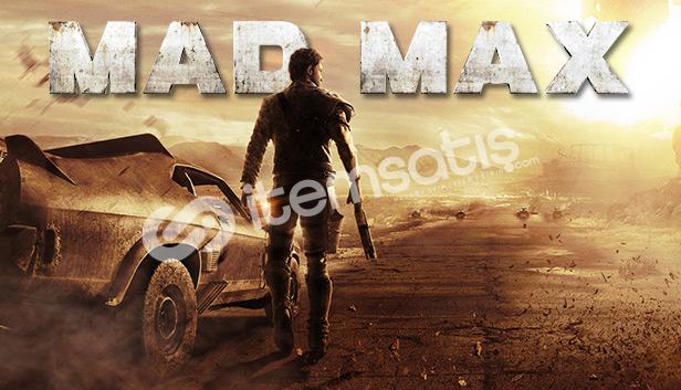 Mad Max *(09.99TL)* Geforce Now Uyumlu - Steam
