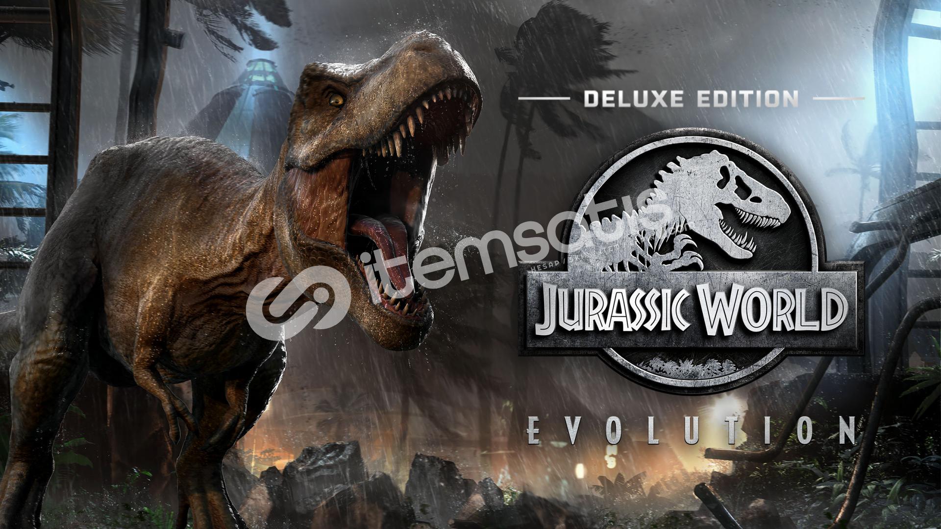 Jurassic World Evolution Deluxe Edition