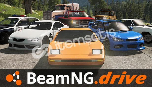 BeamNG.Drive *(09.99TL)* Geforce Now Uyumlu
