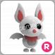 Roblox Adopt Me Ride Albino Bat