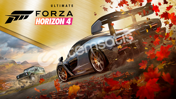 (ONLINE) Forza Horizon 4 Ultimate + Full DLC