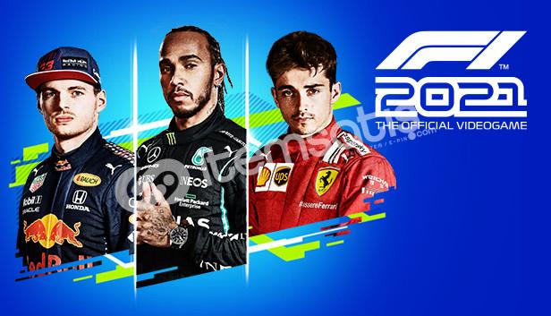 F1 2021 + DLC + Garanti